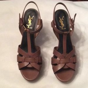YSL Tribute Sandals-Flash Sale